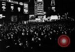 Image of Times Square New York United States USA, 1937, second 7 stock footage video 65675045109