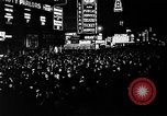 Image of Times Square New York United States USA, 1937, second 8 stock footage video 65675045109