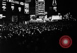 Image of Times Square New York United States USA, 1937, second 9 stock footage video 65675045109