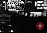 Image of Times Square New York City USA, 1936, second 3 stock footage video 65675045111