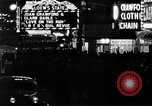 Image of Times Square New York City USA, 1936, second 9 stock footage video 65675045111