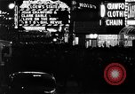 Image of Times Square New York City USA, 1936, second 10 stock footage video 65675045111