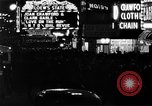 Image of Times Square New York City USA, 1936, second 11 stock footage video 65675045111