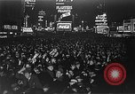 Image of Times Square New York United States USA, 1937, second 9 stock footage video 65675045119