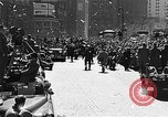 Image of motorcade New York City United States USA, 1951, second 9 stock footage video 65675045123