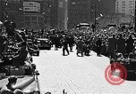 Image of motorcade New York City United States USA, 1951, second 10 stock footage video 65675045123