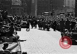 Image of motorcade New York City United States USA, 1951, second 12 stock footage video 65675045123