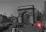 Image of motorcade New York United States USA, 1951, second 4 stock footage video 65675045124