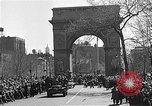 Image of motorcade New York United States USA, 1951, second 10 stock footage video 65675045124