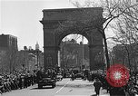 Image of motorcade New York United States USA, 1951, second 11 stock footage video 65675045124
