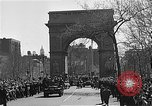 Image of motorcade New York United States USA, 1951, second 12 stock footage video 65675045124