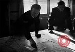 Image of NATO officers Europe, 1953, second 1 stock footage video 65675045131