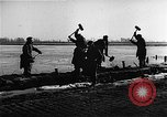 Image of flooded area Netherlands, 1953, second 7 stock footage video 65675045133