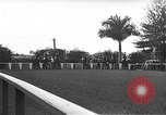 Image of horse race Havana Cuba, 1937, second 1 stock footage video 65675045134