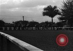 Image of horse race Havana Cuba, 1937, second 4 stock footage video 65675045134