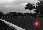 Image of horse race Havana Cuba, 1937, second 7 stock footage video 65675045134