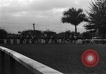 Image of horse race Havana Cuba, 1937, second 10 stock footage video 65675045134