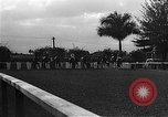 Image of horse race Havana Cuba, 1937, second 11 stock footage video 65675045134