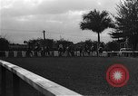 Image of horse race Havana Cuba, 1937, second 12 stock footage video 65675045134
