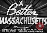 Image of Works Progress Administration Massachusetts United States USA, 1937, second 4 stock footage video 65675045137