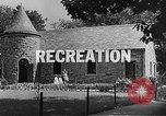 Image of Works Progress Administration projects for recreation Massachusetts United States USA, 1937, second 3 stock footage video 65675045138