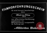 Image of black marketing Berlin Germany, 1946, second 4 stock footage video 65675045159
