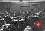 Image of war crimes trials Nuremberg Germany, 1946, second 11 stock footage video 65675045160