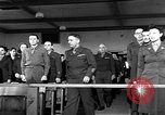 Image of Mauthausen war crimes trial Germany, 1946, second 9 stock footage video 65675045162