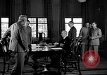 Image of Chiefs of Staff at conference Quebec Canada, 1946, second 2 stock footage video 65675045163