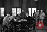 Image of Chiefs of Staff at conference Quebec Canada, 1946, second 4 stock footage video 65675045163