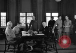 Image of Chiefs of Staff at conference Quebec Canada, 1946, second 6 stock footage video 65675045163