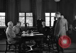 Image of Chiefs of Staff at conference Quebec Canada, 1946, second 8 stock footage video 65675045163