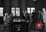 Image of Chiefs of Staff at conference Quebec Canada, 1946, second 9 stock footage video 65675045163