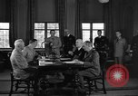 Image of Chiefs of Staff at conference Quebec Canada, 1946, second 11 stock footage video 65675045163