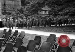 Image of students Heidelberg Germany, 1952, second 9 stock footage video 65675045167