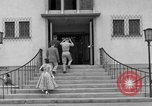 Image of Vogelweh housing area Kaiserslautern Germany, 1955, second 10 stock footage video 65675045174