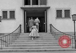 Image of Vogelweh housing area Kaiserslautern Germany, 1955, second 12 stock footage video 65675045174