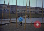 Image of American Elementary School Kaiserslautern Germany, 1967, second 5 stock footage video 65675045179