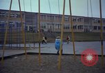 Image of American Elementary School Kaiserslautern Germany, 1967, second 7 stock footage video 65675045179