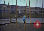 Image of American Elementary School Kaiserslautern Germany, 1967, second 8 stock footage video 65675045179