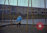 Image of American Elementary School Kaiserslautern Germany, 1967, second 9 stock footage video 65675045179
