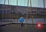 Image of American Elementary School Kaiserslautern Germany, 1967, second 10 stock footage video 65675045179