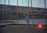 Image of American Elementary School Kaiserslautern Germany, 1967, second 11 stock footage video 65675045179
