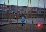 Image of American Elementary School Kaiserslautern Germany, 1967, second 12 stock footage video 65675045179