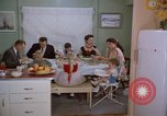 Image of Air Force family Alaska USA, 1960, second 10 stock footage video 65675045182