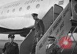 Image of US Army Generals arrive Tokyo Japan, 1951, second 2 stock footage video 65675045194