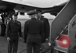 Image of US Army Generals arrive Tokyo Japan, 1951, second 6 stock footage video 65675045194