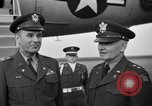 Image of US Army Generals arrive Tokyo Japan, 1951, second 7 stock footage video 65675045194