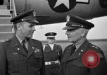 Image of US Army Generals arrive Tokyo Japan, 1951, second 8 stock footage video 65675045194