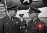 Image of US Army Generals arrive Tokyo Japan, 1951, second 10 stock footage video 65675045194
